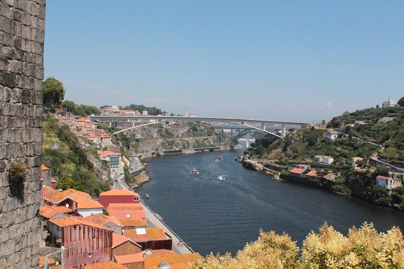 Das Tal des Douro's.
