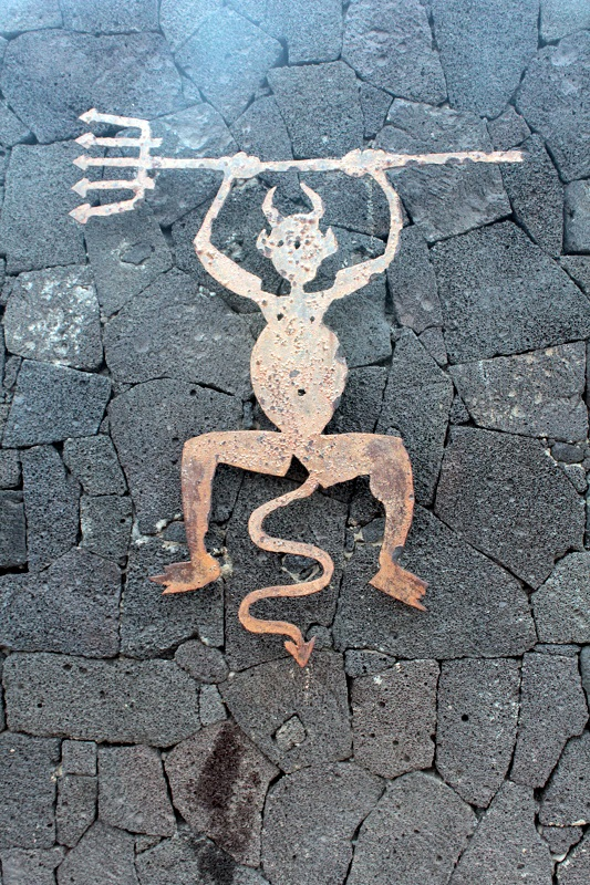 Der Tifanaya Teufel.